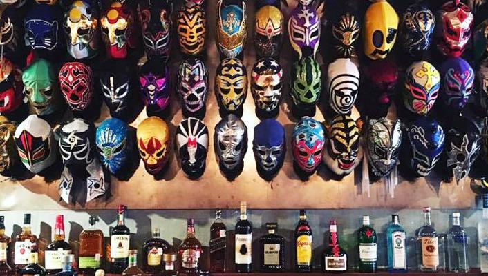 El Luchador Bar San Antonio